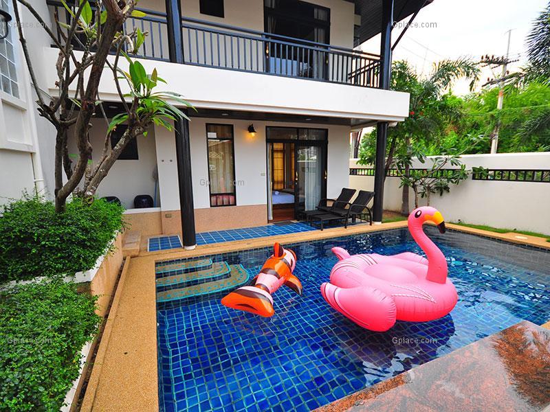 รมิดา พูล วิลล่า (Ramida Pool Villa)