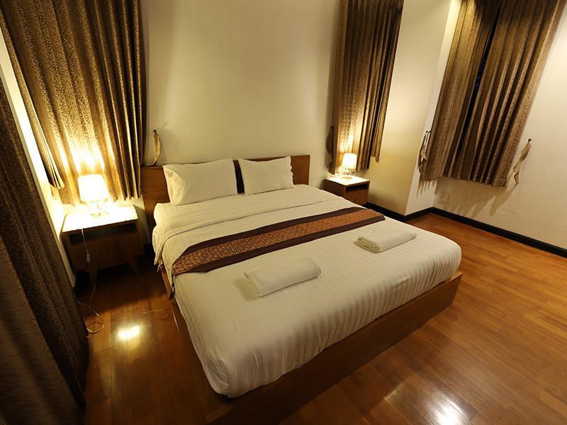 ประเภทห้องพัก รมิดา พูล วิลล่า (Ramida Pool Villa)